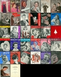 Modern Beauty Shop American Hairdresser 1940s Hairstyles. 4 Books & 32 Magazines PDF Disc